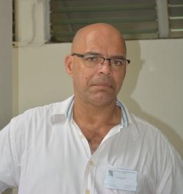 Jean-Paul Alaric dirige l'EFPMA de La Trinité. (Photo : Monique Labonne)