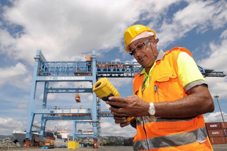 Près de 180 dockers, mensualisés ou en CDD, travaillent sur le port. (Photo : GPMM)