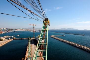 Port de Marseille Fos
