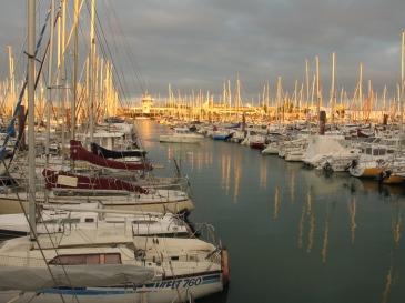 La Rochelle fait partie des ports les moins chers pour les moins de 12mètres. (Photo: Myriam Guillemaud)